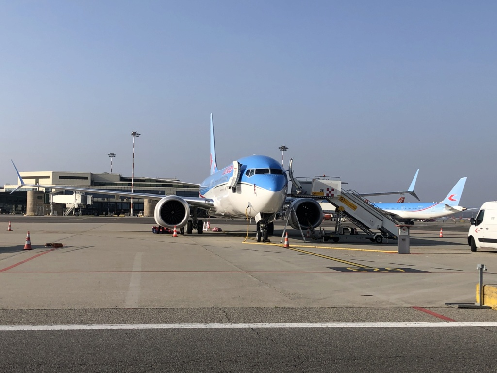 Neos: voli per gli USA e 737MAX nuovi 85d20310