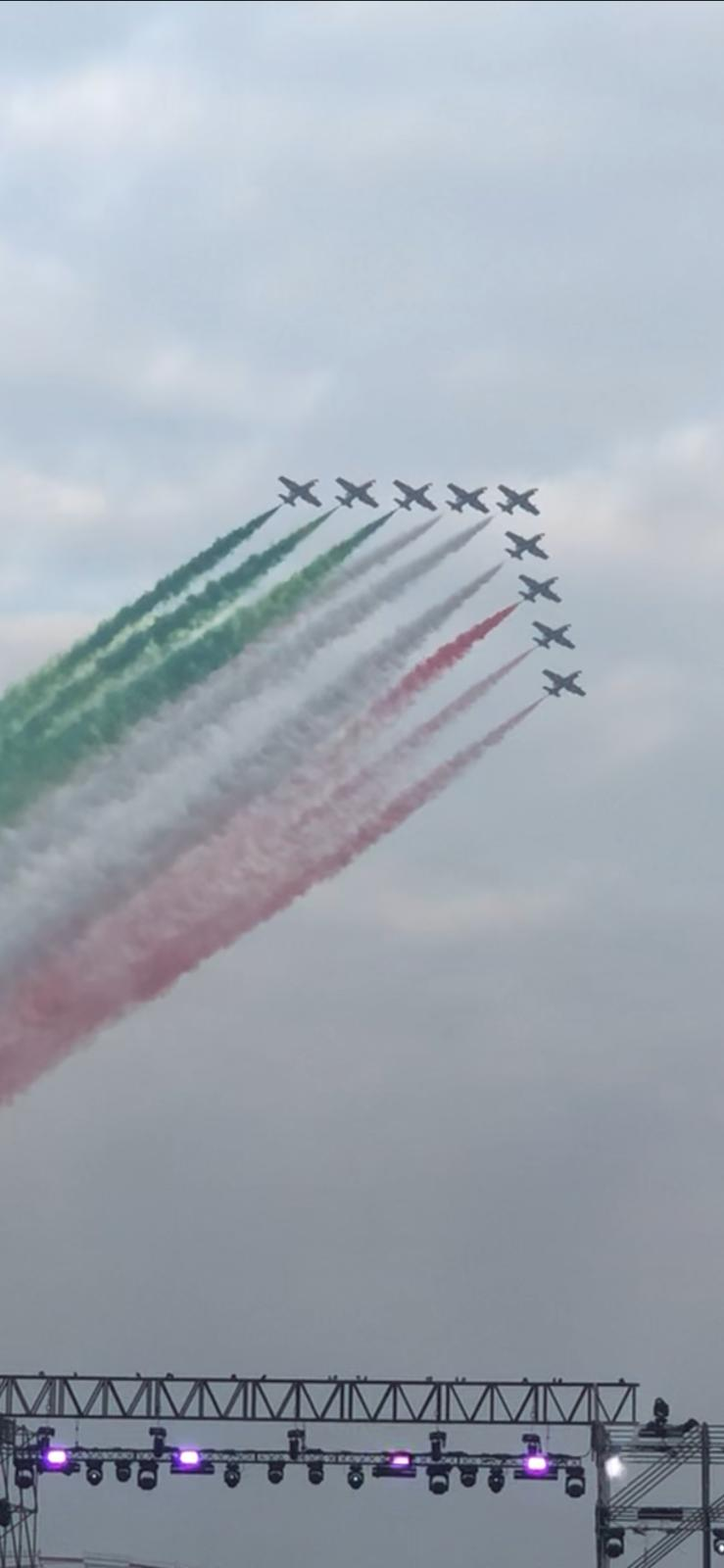 12/13 Ottobre Linate Air Show e rock  868c6b10