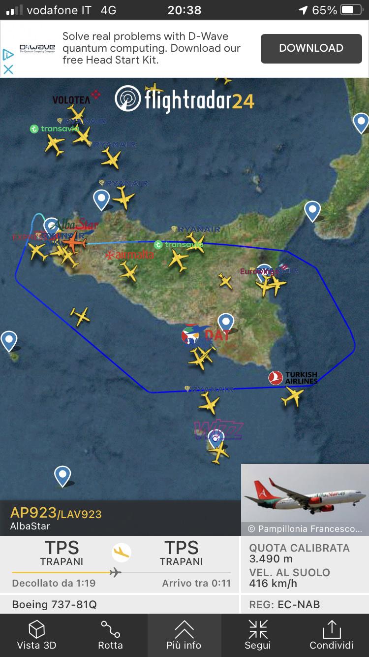 AlbaStar voli nazionali 9d69ca10