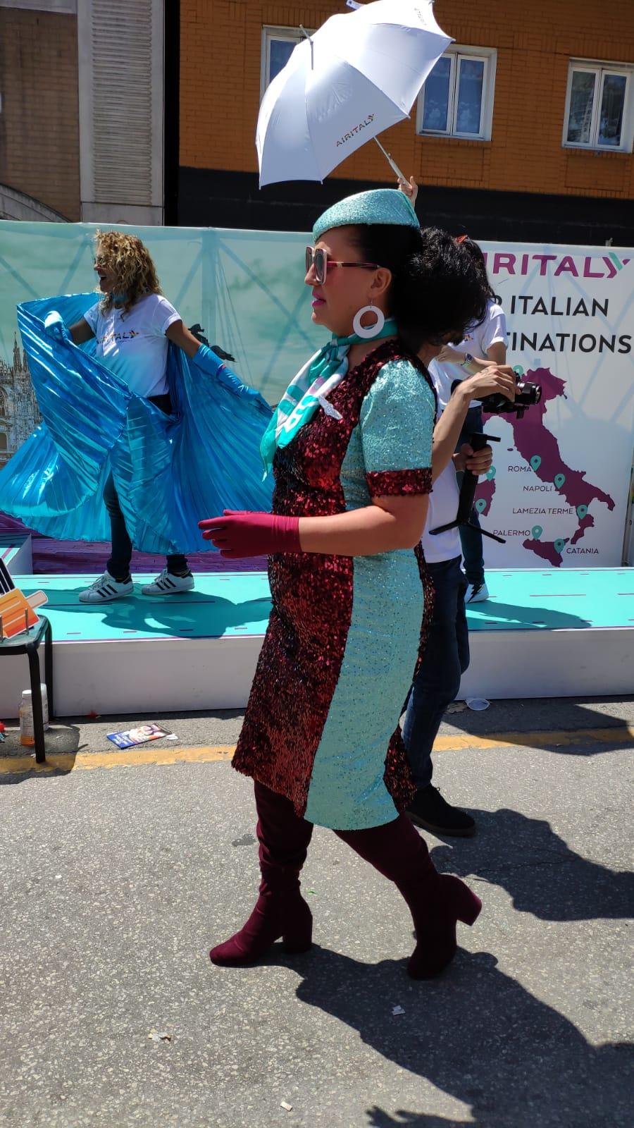 Airitaly sponsor Toronto Pride  9dc9c210