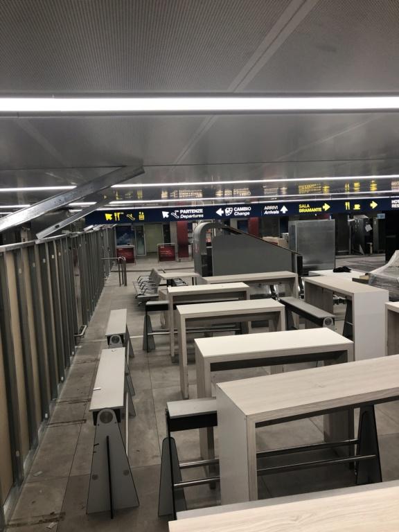 Iniziati i lavori a Linate  9f399010