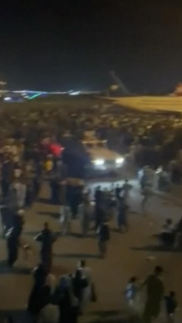 Kabul, Flightradar24 viene spento. A7bbfd10