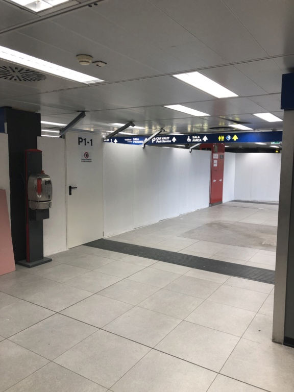 Iniziati i lavori a Linate  A8f01a10