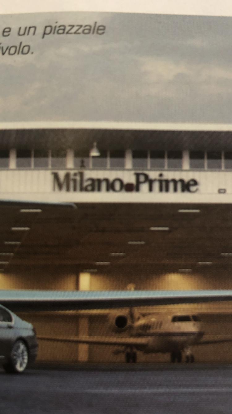 Insegne Milano Malpensa per i due terminal Ba03a910