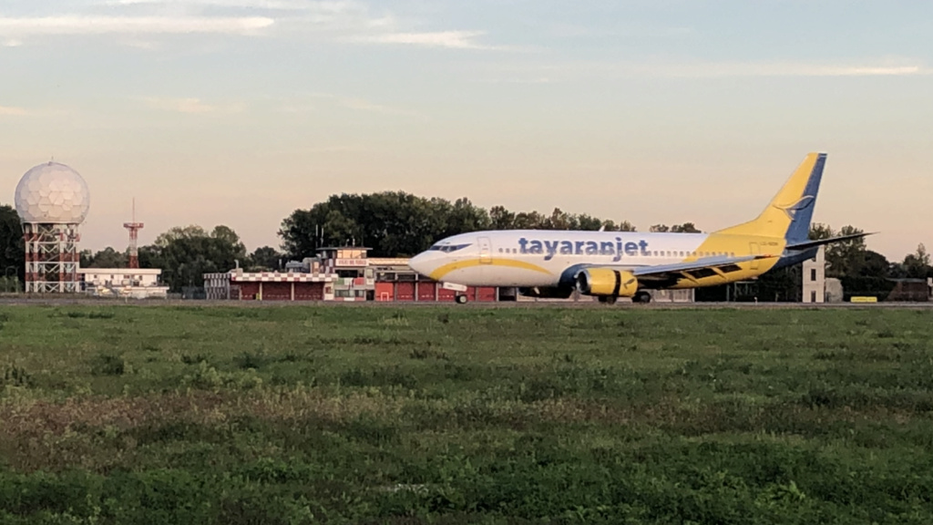 Tayaranjet 1 Agosto al via i primi voli nazionali  - Pagina 4 Ba561210