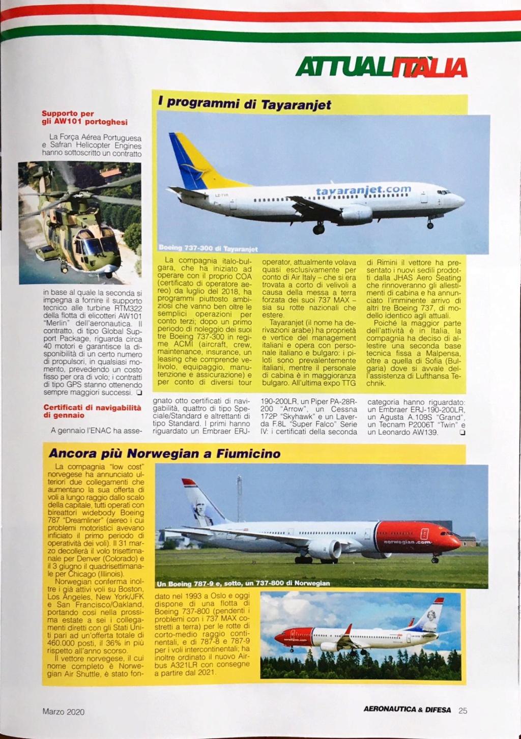 WL Airitaly/Tayaranjet 2020 - Pagina 2 C2eff410