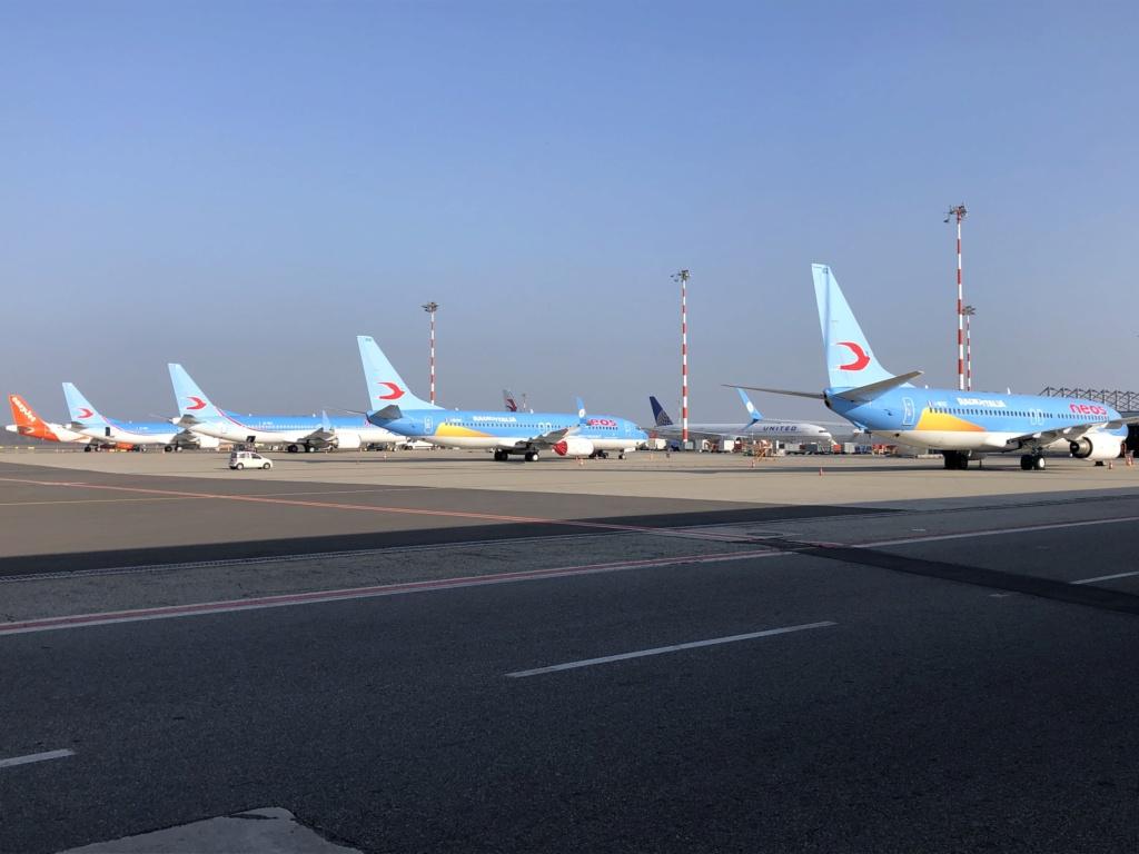 Neos: voli per gli USA e 737MAX nuovi C6595e10