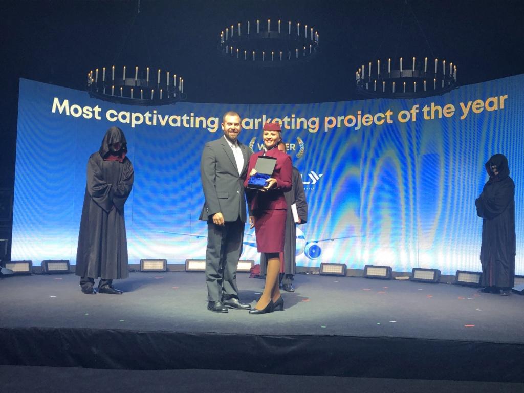 Airitaly riceve due Award a Vilnius  Ca083a10