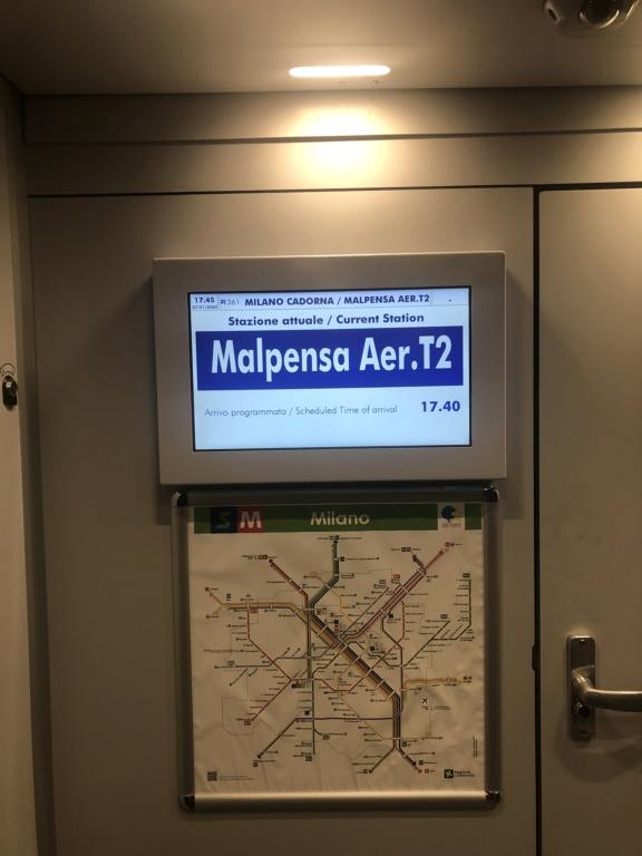 Novità Malpensa Express D05e6010