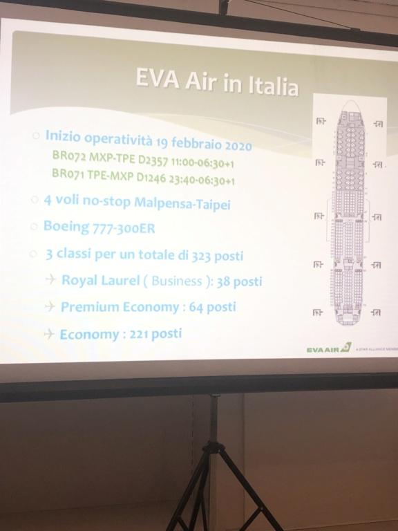 EVA Air apre MXP - rinviato al 18.5.20 D2179b10