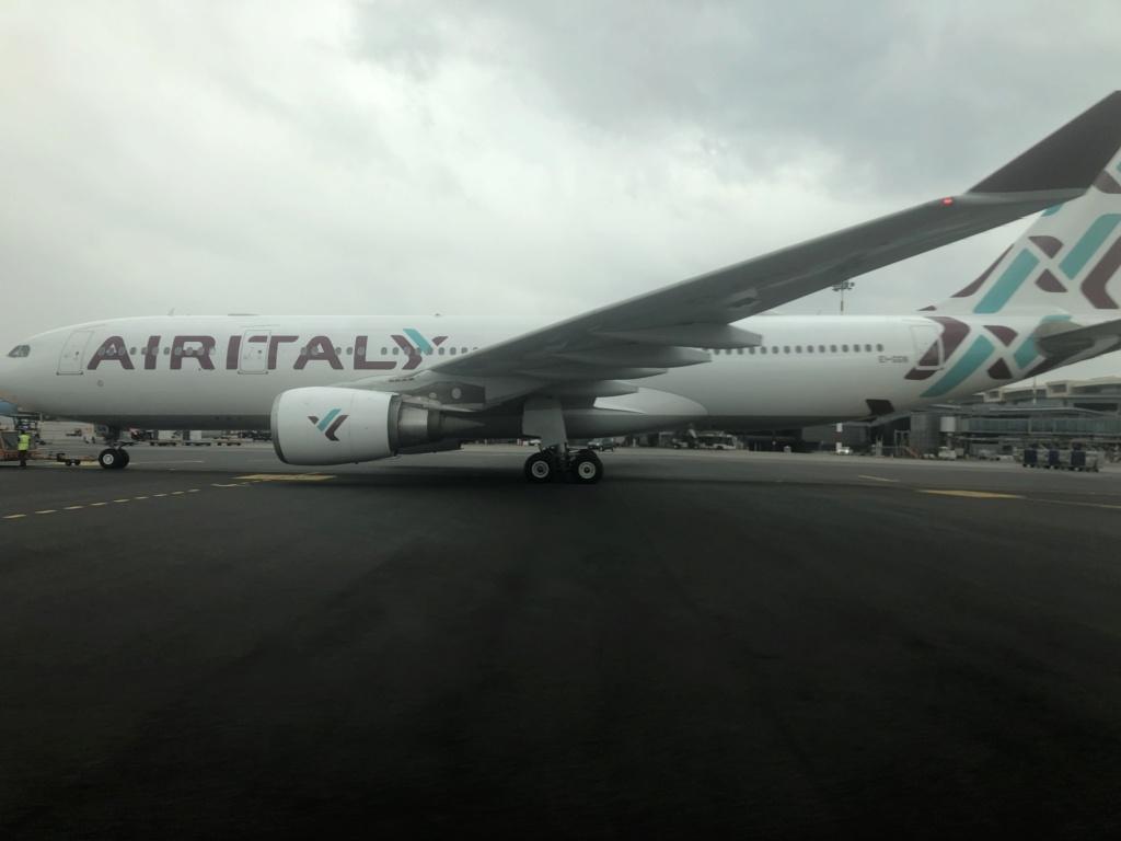 Evento: inaugurazione Airitaly Milano-Los Angeles Dae1f210