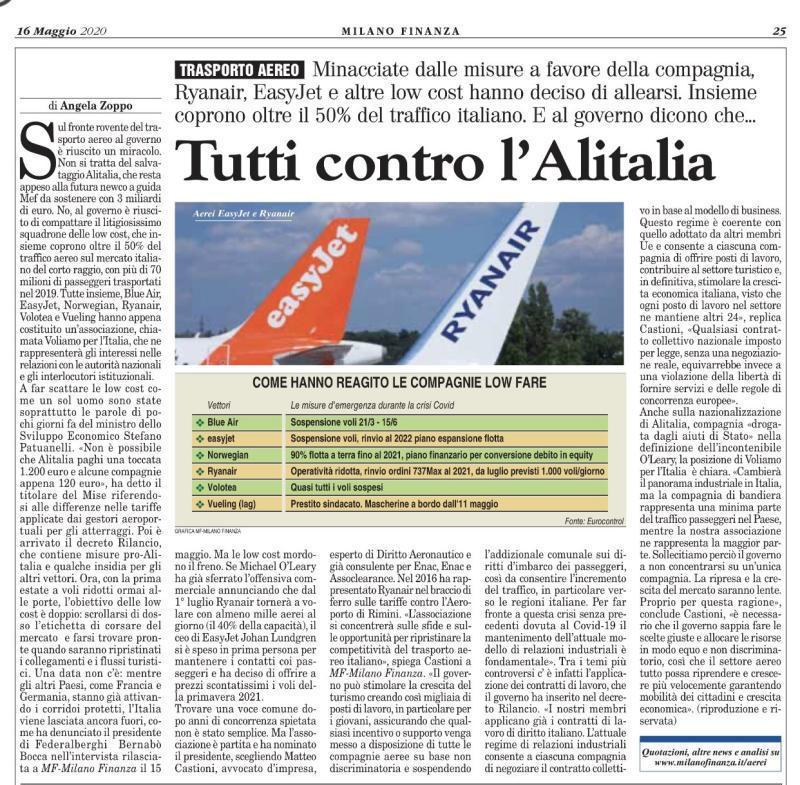 Alitalia ridotta e nazionalizzata - Pagina 2 Dfd26310