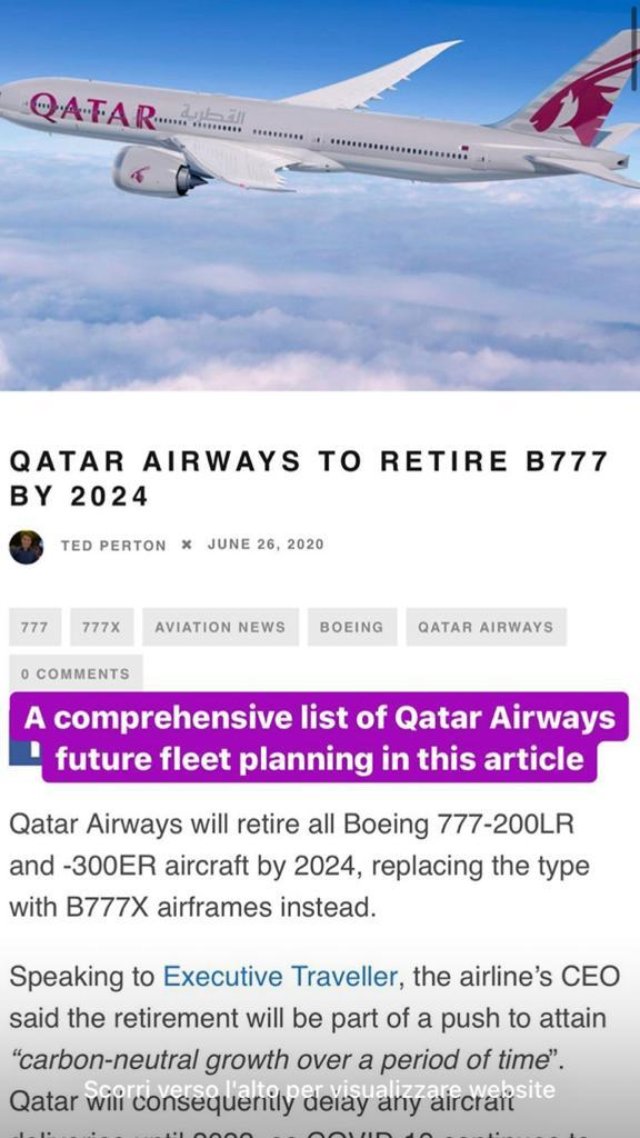 Qatar Airways  Edc91410