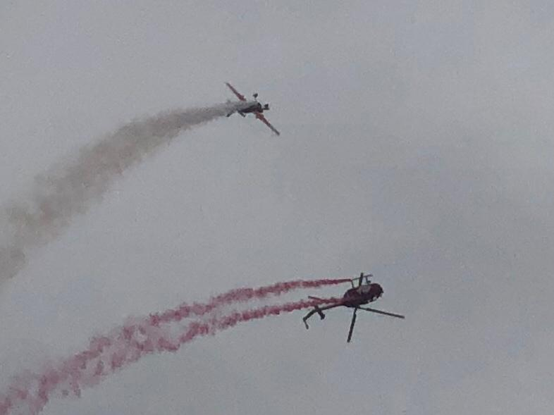 12/13 Ottobre Linate Air Show e rock  F7004810