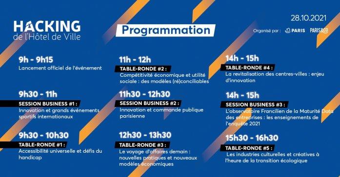 """1000 startups innovantes invitées au """"hacking de l'Hôtel de Ville"""" Le_hac10"""