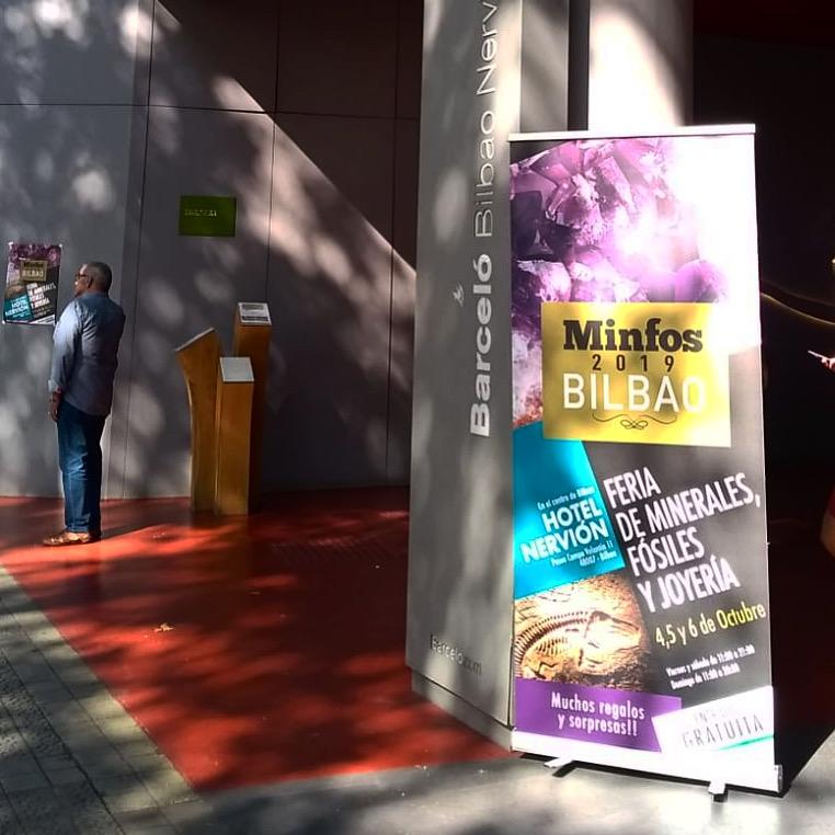 Queda poco para nuestra feria Minfos Bilbao 9b93e610