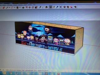 """[WIP] À 5% Pincab South Park de Mamieu (4K/43""""/DMD) Img_4117"""