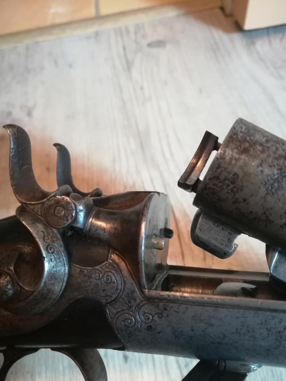 Système de percussion - Fusil de chasse - Cal16 -Ernest Bernard Fusil_13
