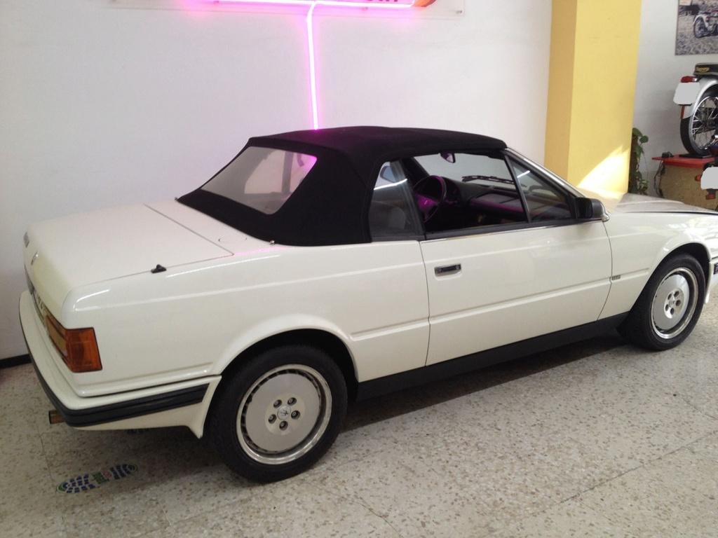 Possibile acquisto Maserati Spyder. Help! An501611