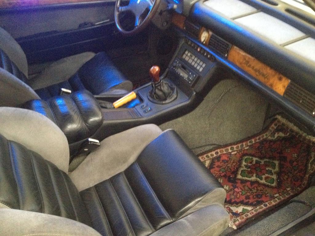 Possibile acquisto Maserati Spyder. Help! An501614