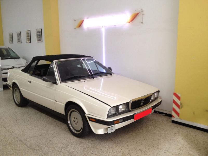 Possibile acquisto Maserati Spyder. Help! An501615