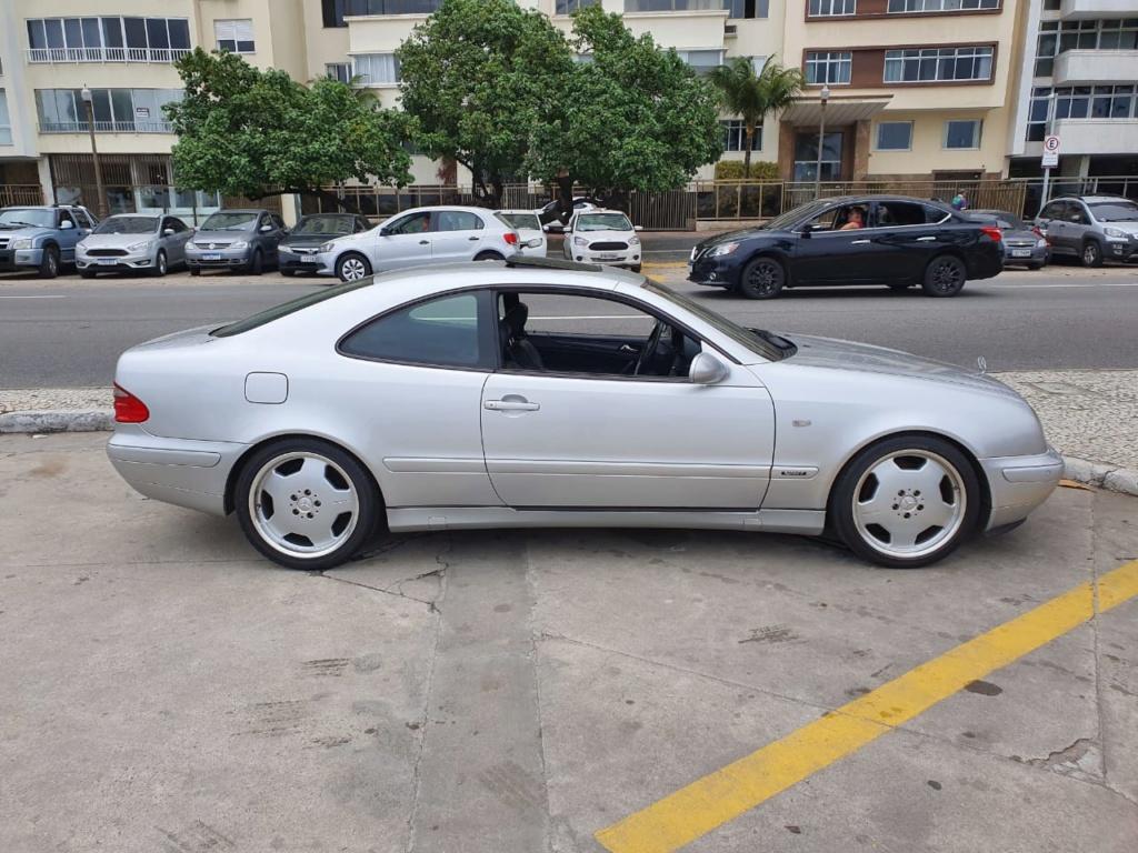 CLK 430 V8 99  + monoblock 18 R$ 65.000,00 77 mil kms - VENDIDO Img-2012