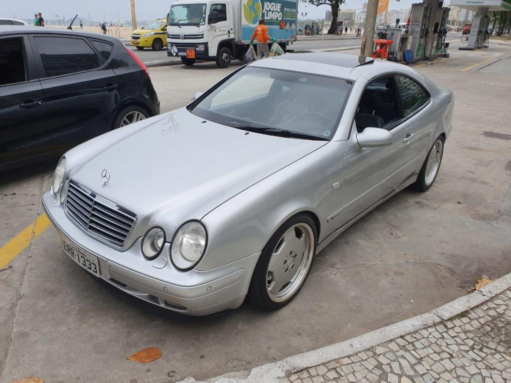 CLK 430 V8 99  + monoblock 18 R$ 65.000,00 77 mil kms - VENDIDO Img-2018
