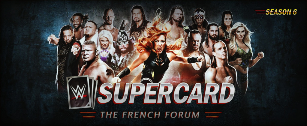 WWE SuperCard : The French Forum