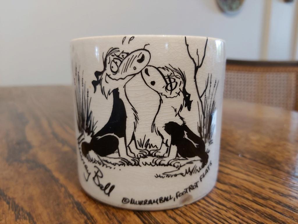 Footrot flats mug 20200112