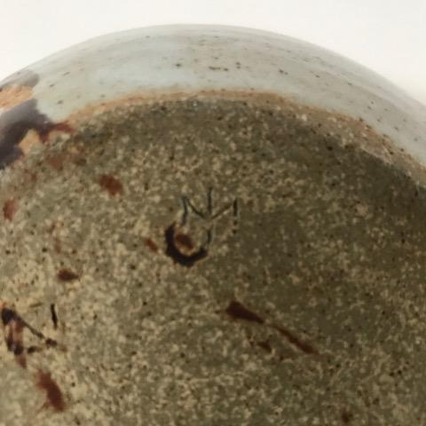 Mystery Stoneware Teapot, IM or JM mark? Iain Markham?  Img_3520
