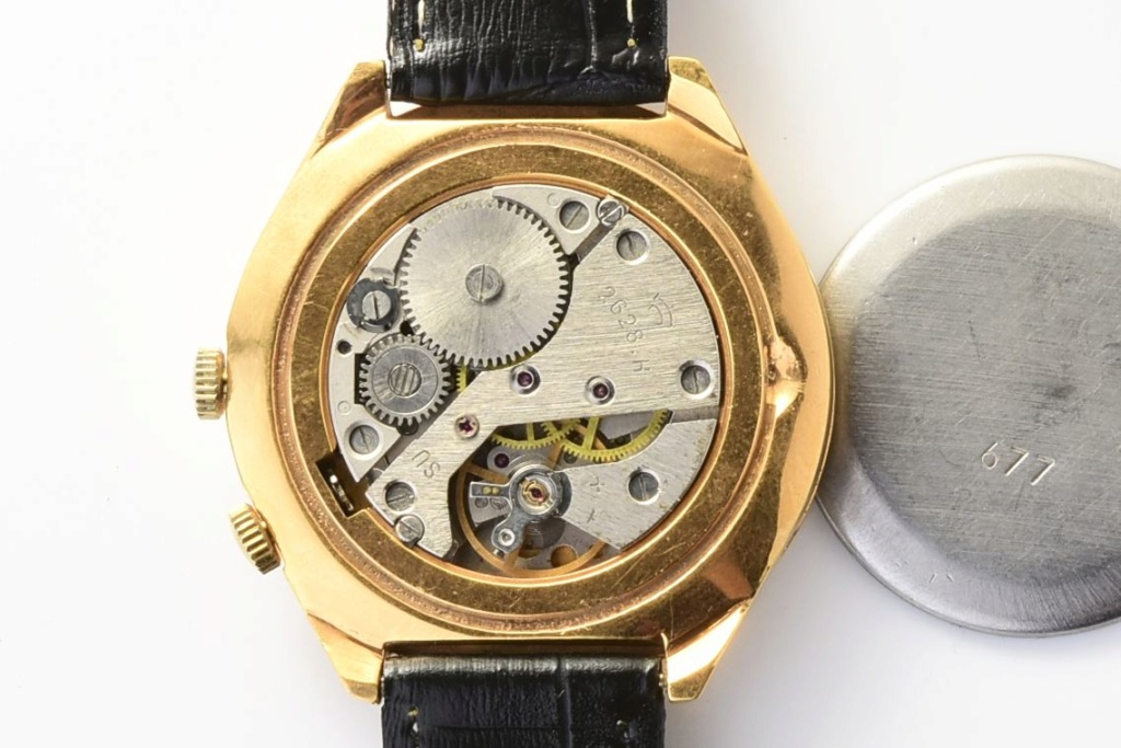 Avis achat montre vintage Raketa10