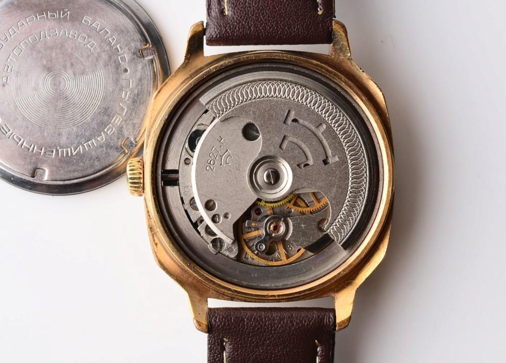 Avis achat montre vintage Raketa12