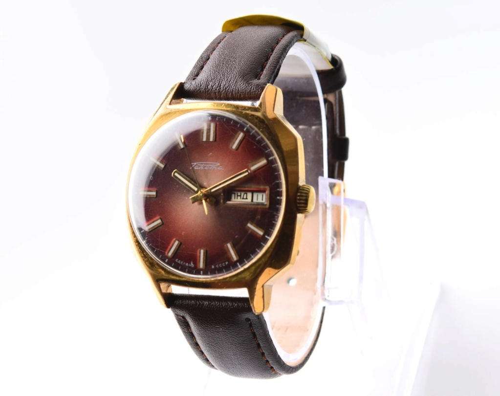 Avis achat montre vintage Raketa13