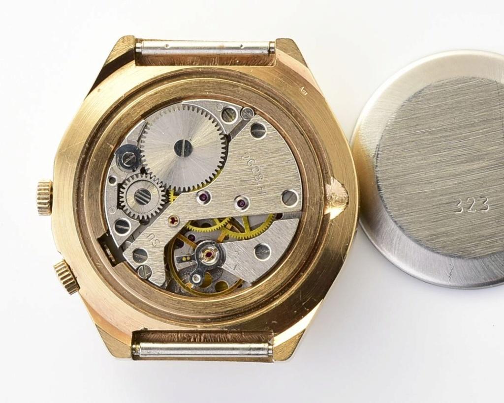 Avis achat montre vintage Raketa15