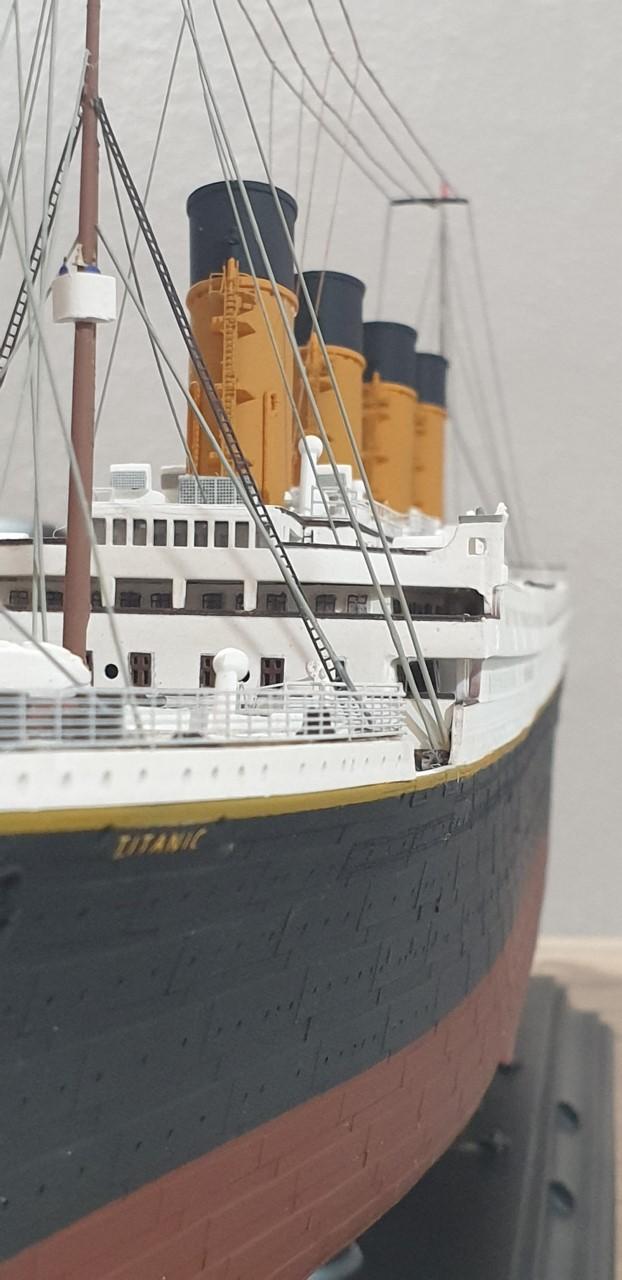 titanic - Academy Titanic 1:400 - Pagina 4 00010