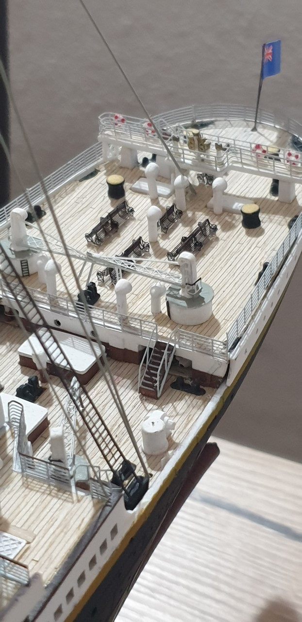 titanic - Academy Titanic 1:400 - Pagina 4 00e10
