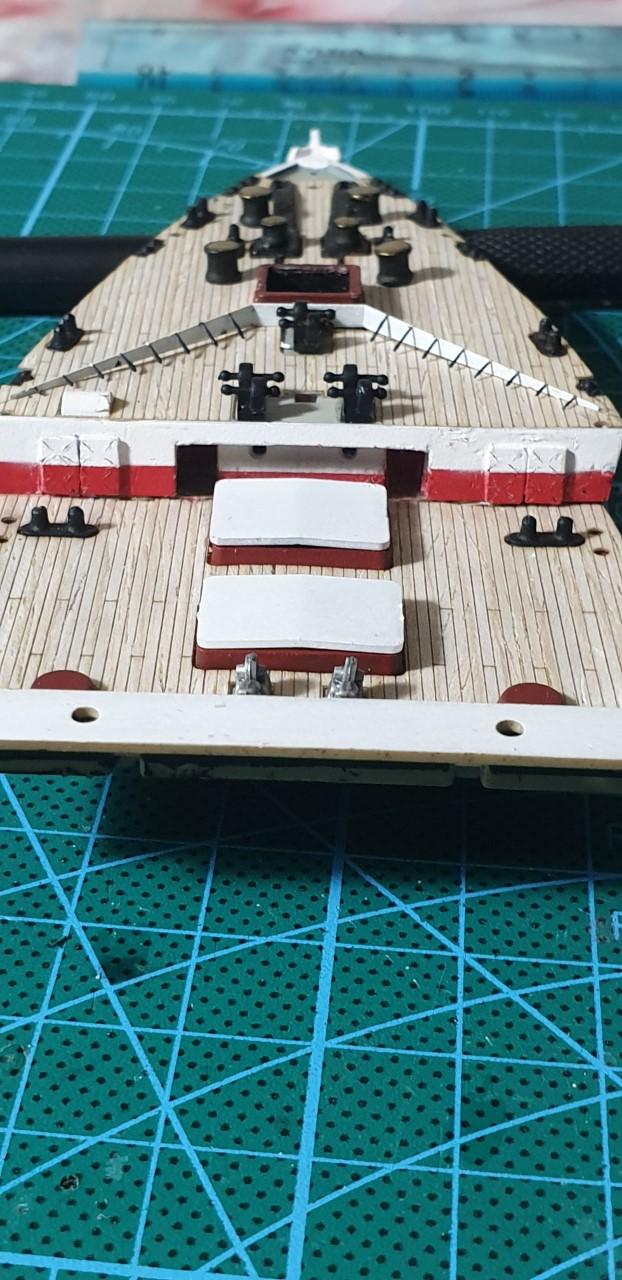 titanic - Academy Titanic 1:400 110