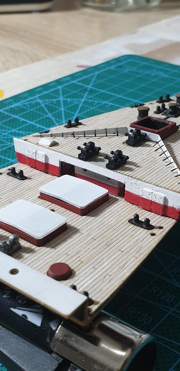 titanic - Academy Titanic 1:400 312