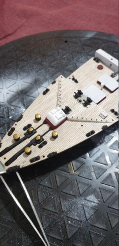 Academy Titanic 1:400 Castel16