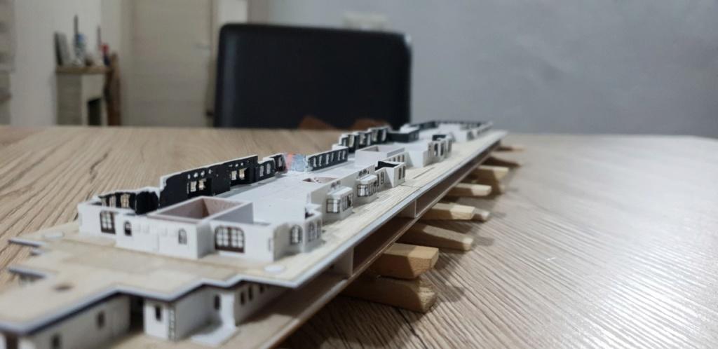 Academy Titanic 1:400 Deck_a10