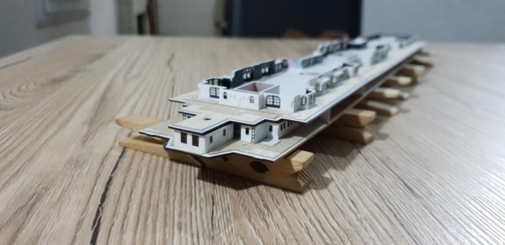 Academy Titanic 1:400 Deck_a11