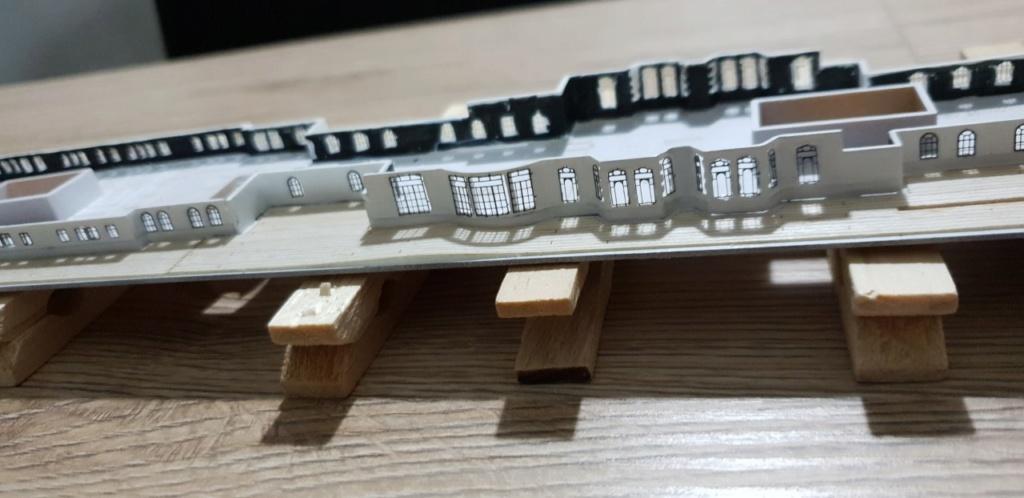 Academy Titanic 1:400 Deck_a12