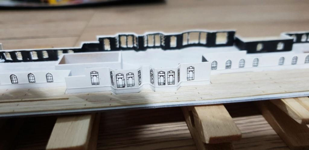 Academy Titanic 1:400 Deck_a13