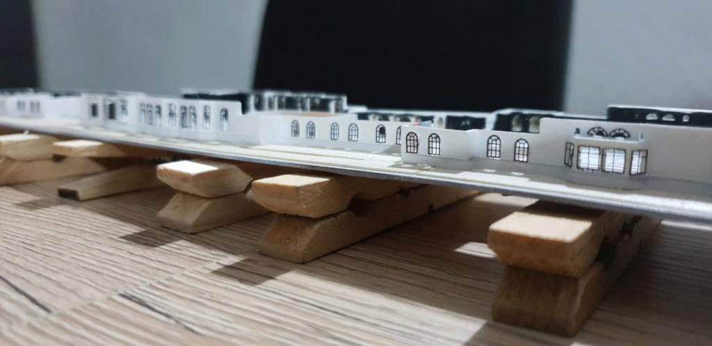 Academy Titanic 1:400 Deck_a14