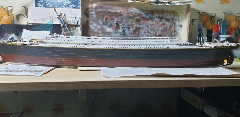 titanic - Academy Titanic 1:400 - Pagina 2 Lineup10