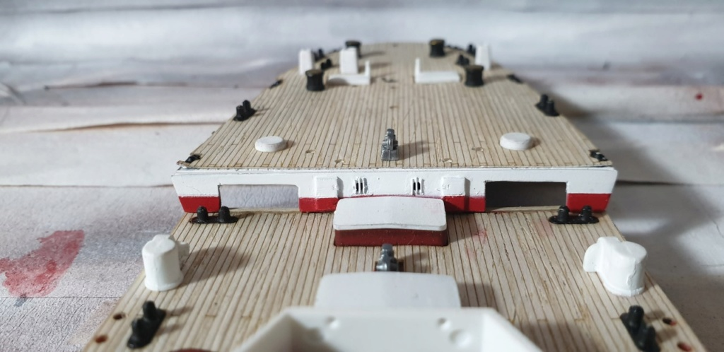 titanic - Academy Titanic 1:400 Poppa10