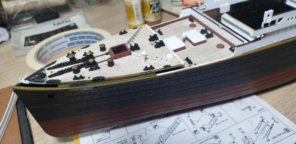 titanic - Academy Titanic 1:400 - Pagina 2 Prua510