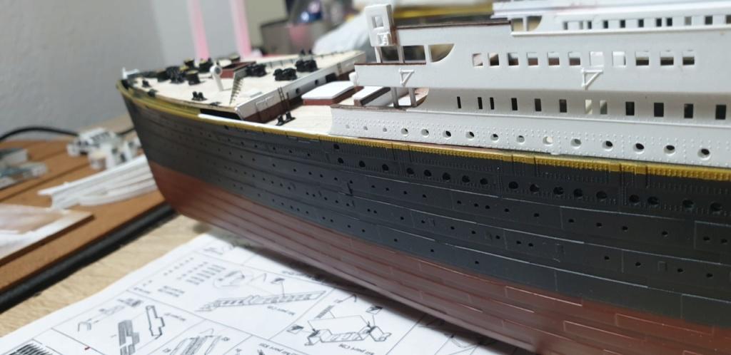 titanic - Academy Titanic 1:400 - Pagina 2 Scafo310