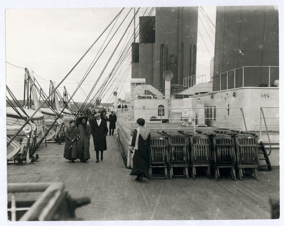 Academy Titanic 1:400 - Pagina 3 Tirant13