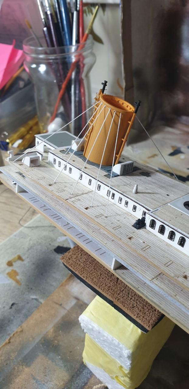 Academy Titanic 1:400 - Pagina 3 Tirant17